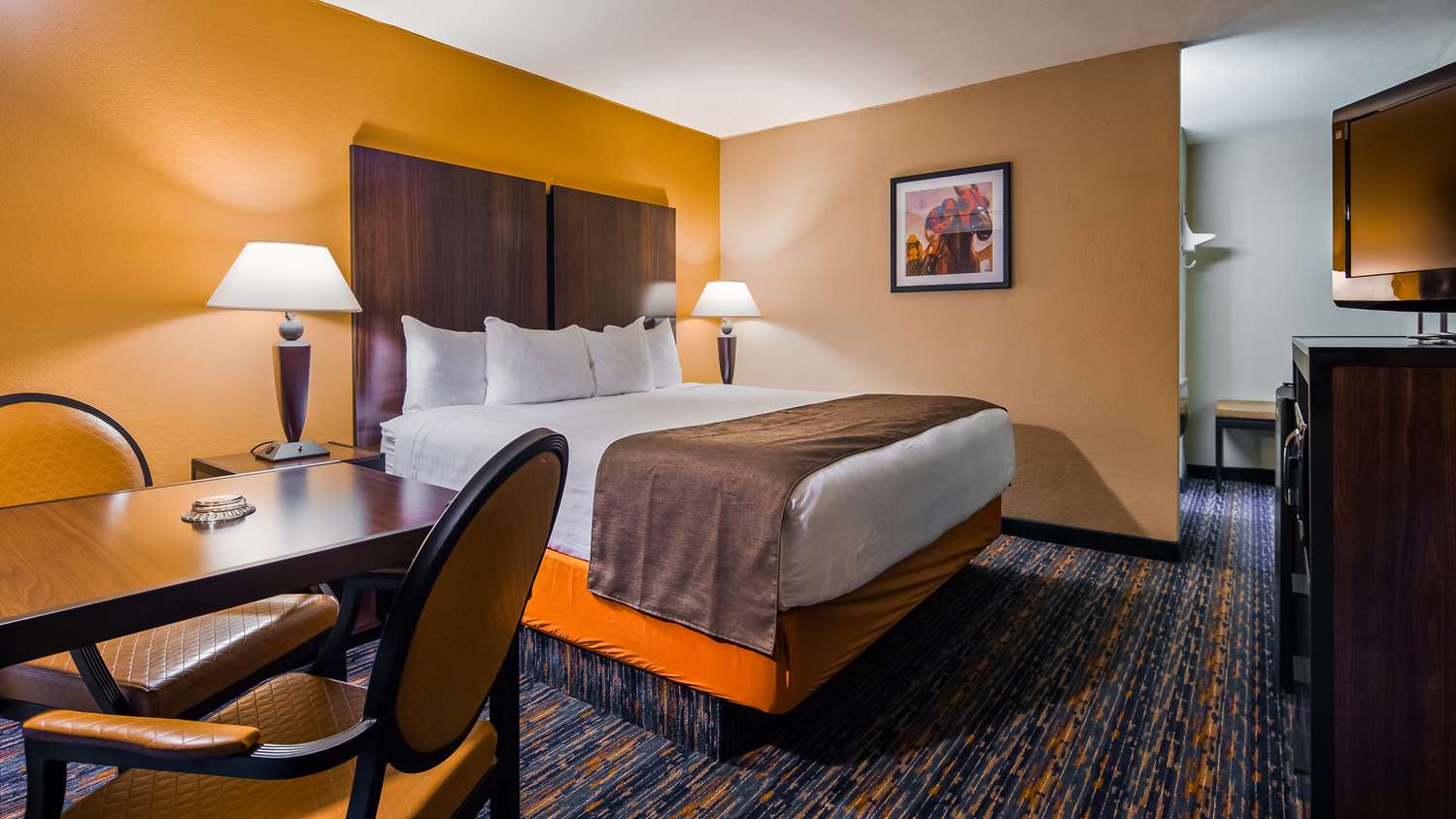 Room - Best Western Winners Circle Inn Hot Springs