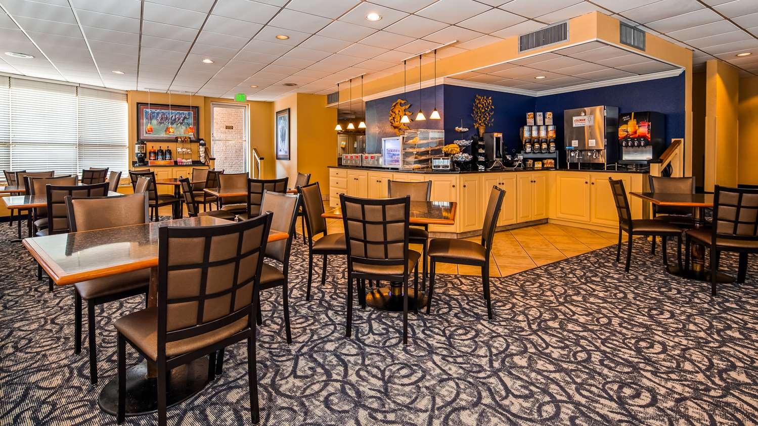 Restaurant - Best Western Winners Circle Inn Hot Springs