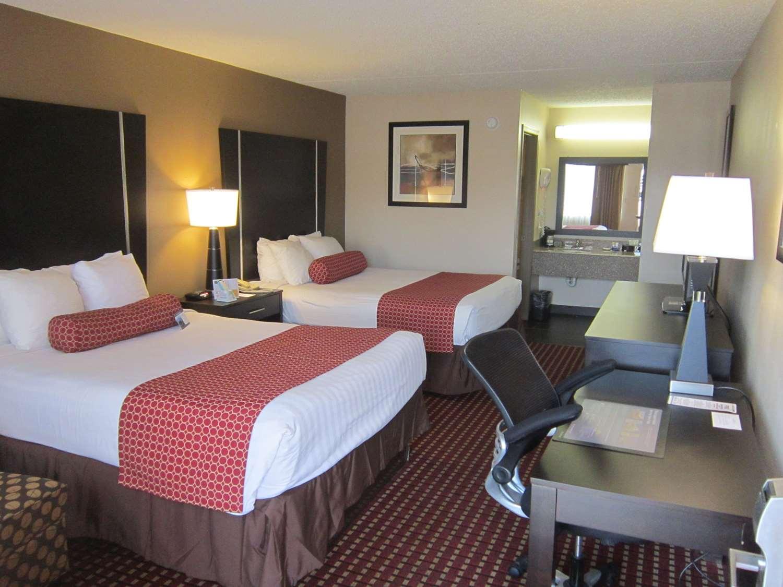Room - Best Western Inn Van Buren