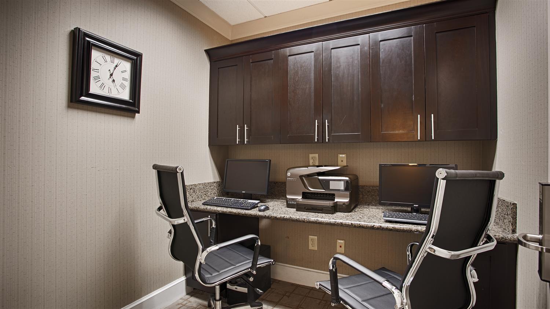 Conference Area - Best Western Plus Texarkana Inn & Suites