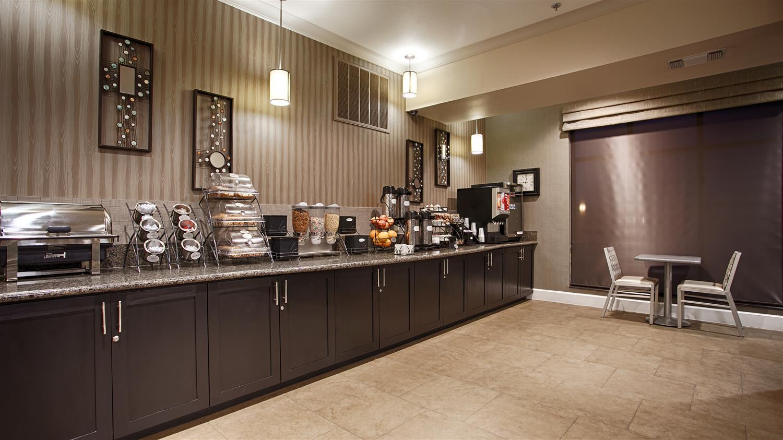 Restaurant - Best Western Plus Texarkana Inn & Suites