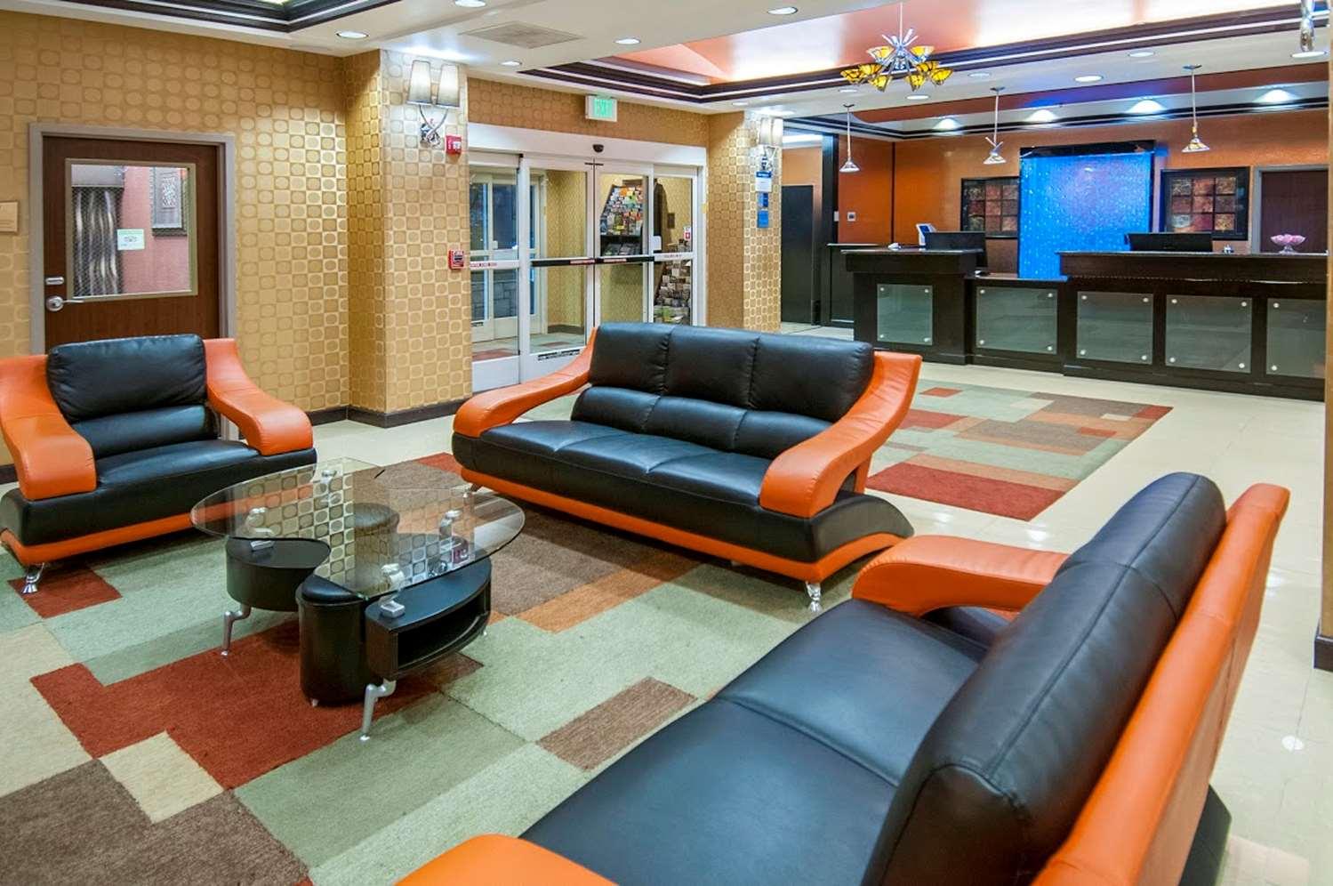Lobby - Best Western Plus JFK Inn & Suites North Little Rock