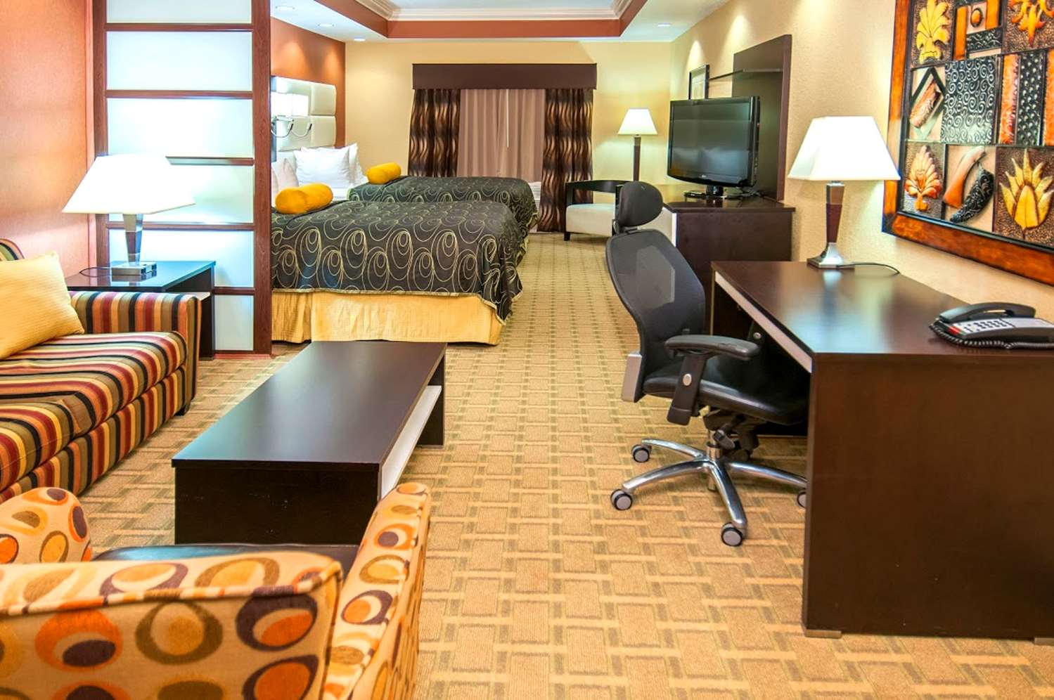 Suite - Best Western Plus JFK Inn & Suites North Little Rock