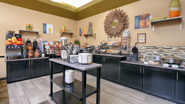 Restaurant - Best Western Motor Inn Canoga Park