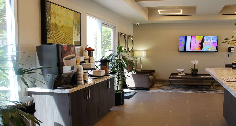 Lobby - Best Western Motor Inn Canoga Park