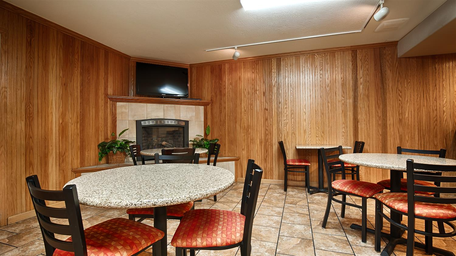 Restaurant - Best Western Plus Humboldt Bay Inn Eureka