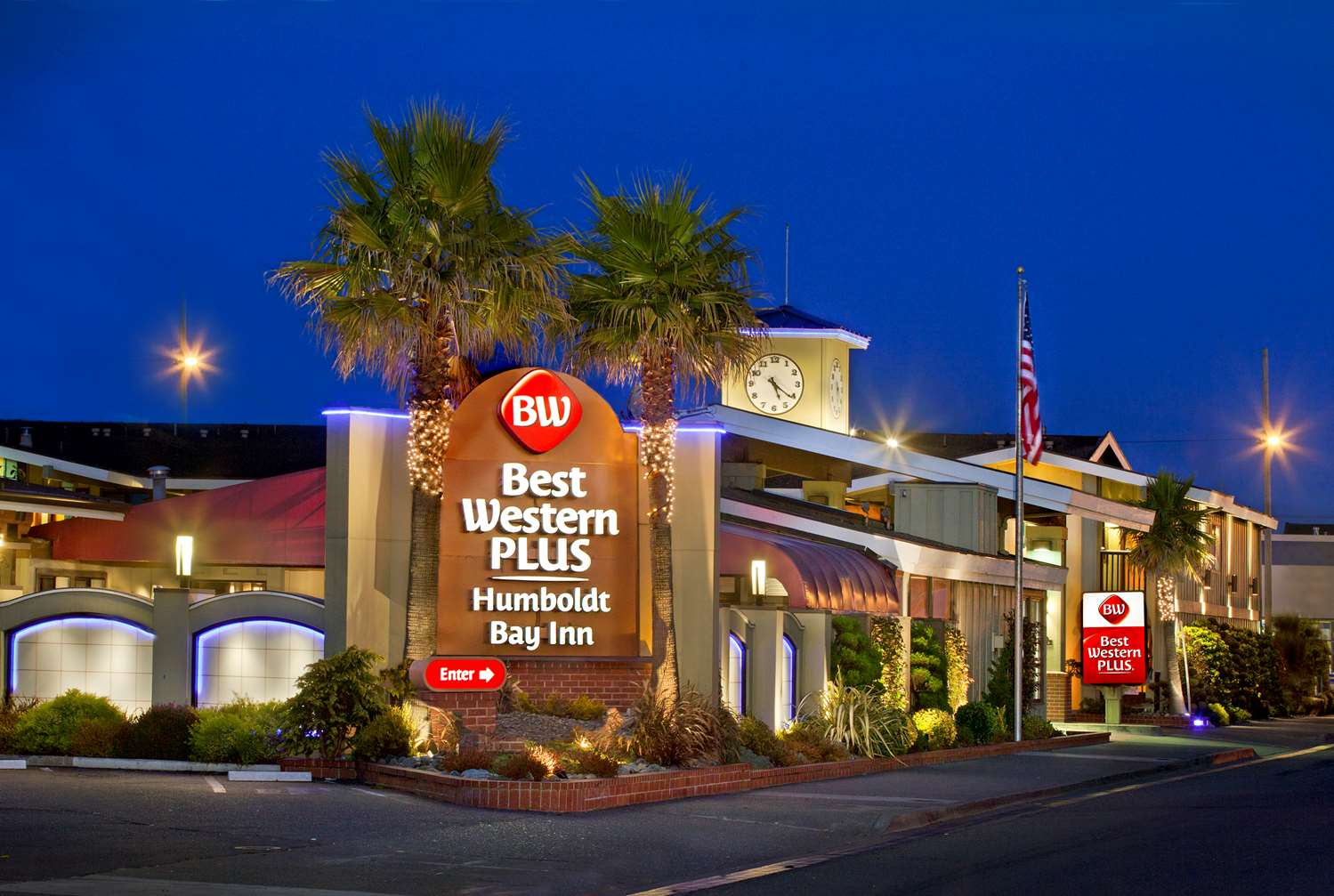 Exterior view - Best Western Plus Humboldt Bay Inn Eureka