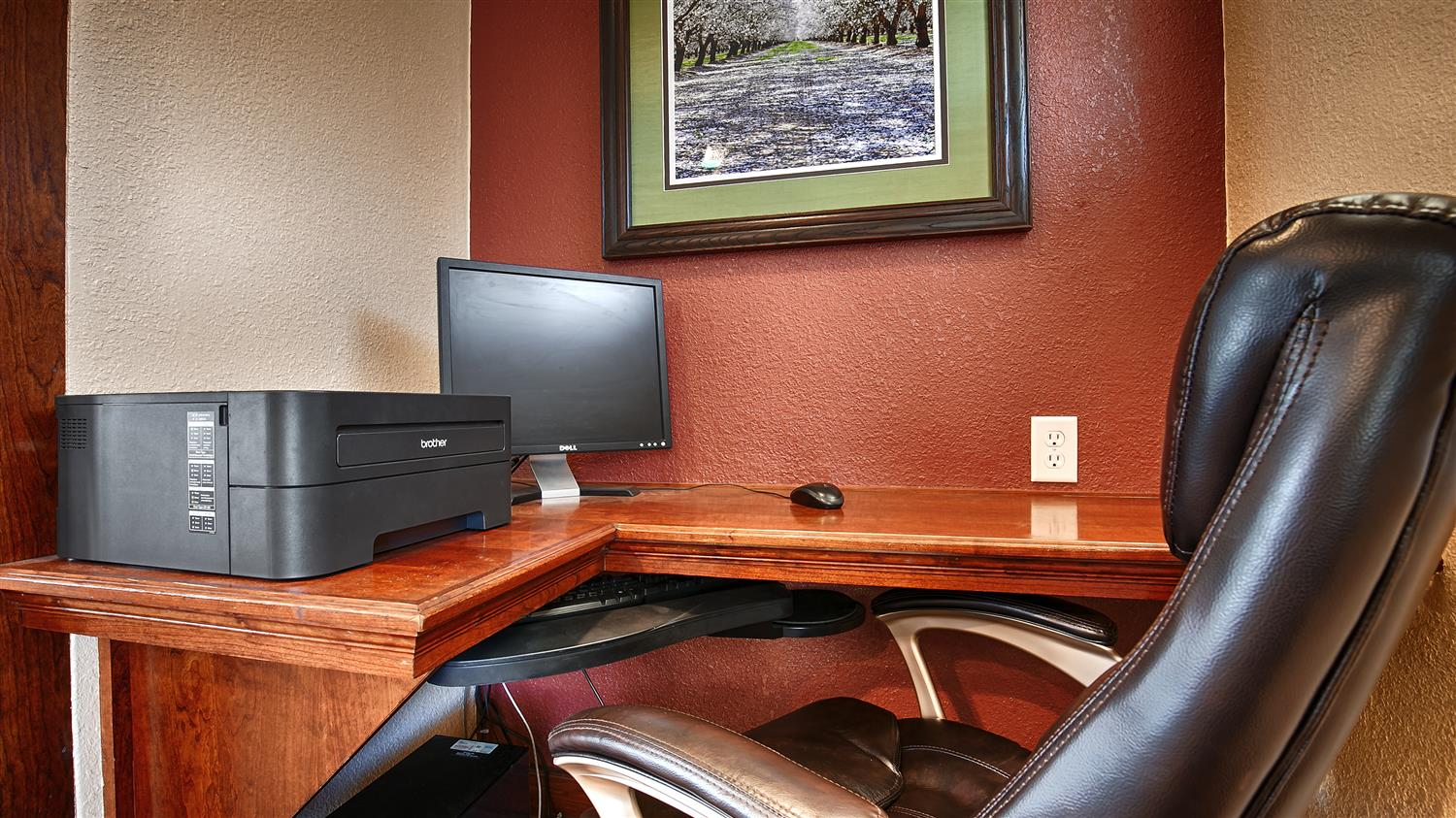 Conference Area - Best Western Town House Inn Modesto