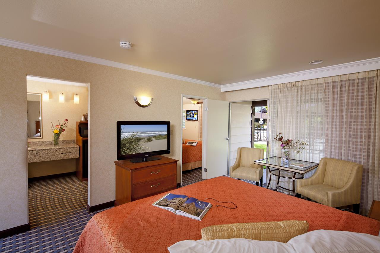 Suite - Best Western Garden Inn Santa Rosa