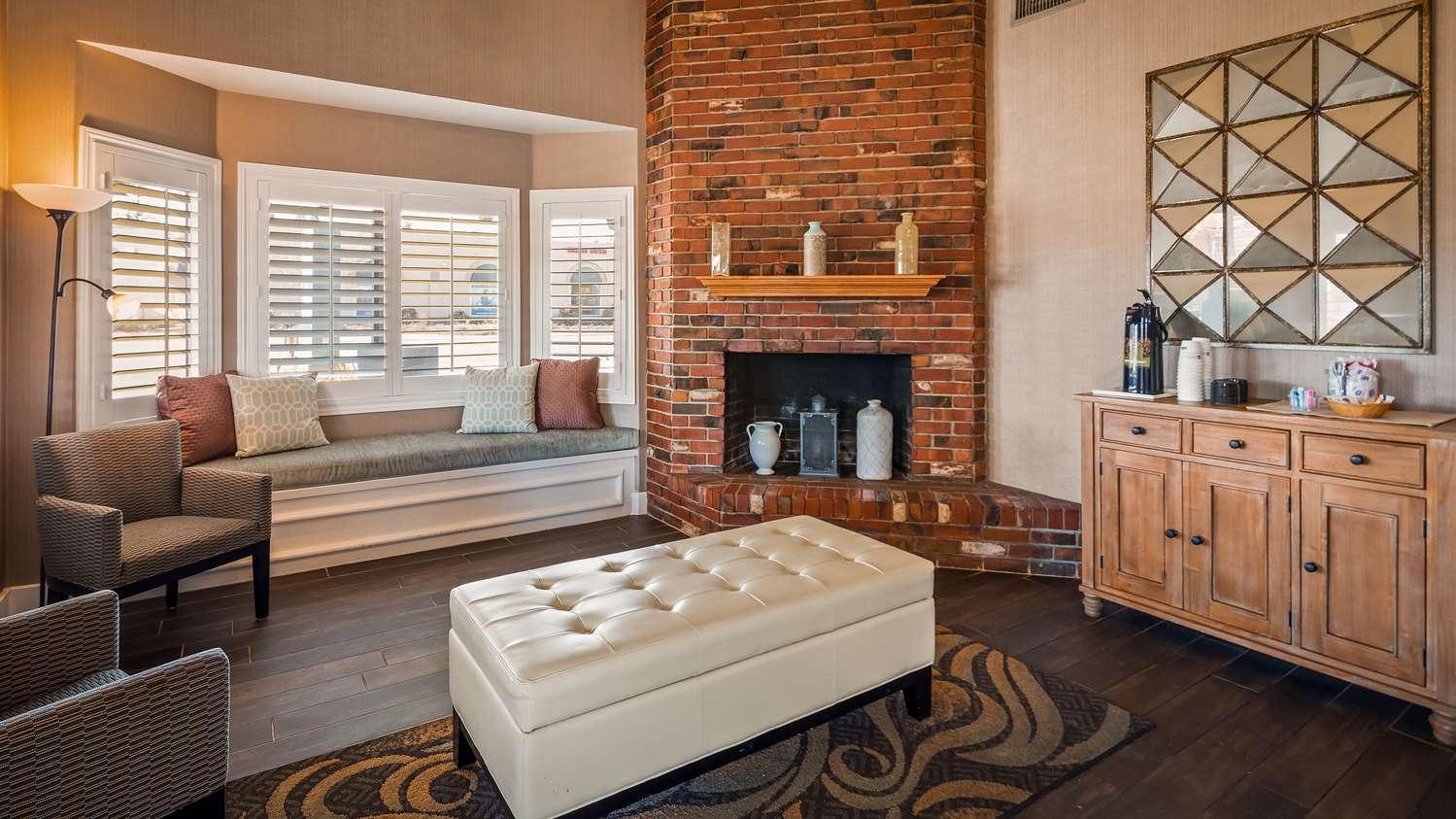 Lobby - Best Western Garden Inn Santa Rosa