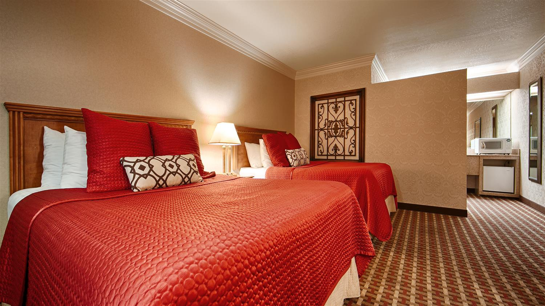 Room - Best Western Garden Inn Santa Rosa