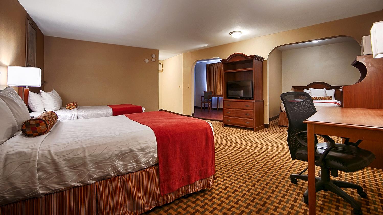 Suite - Best Western Heritage Inn Vacaville