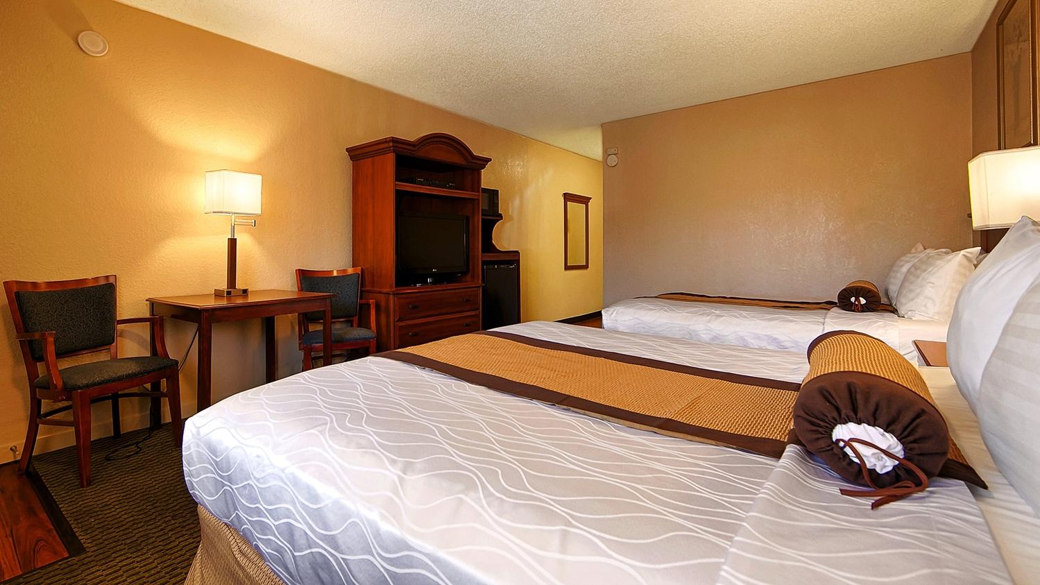 Room - Best Western Heritage Inn Vacaville