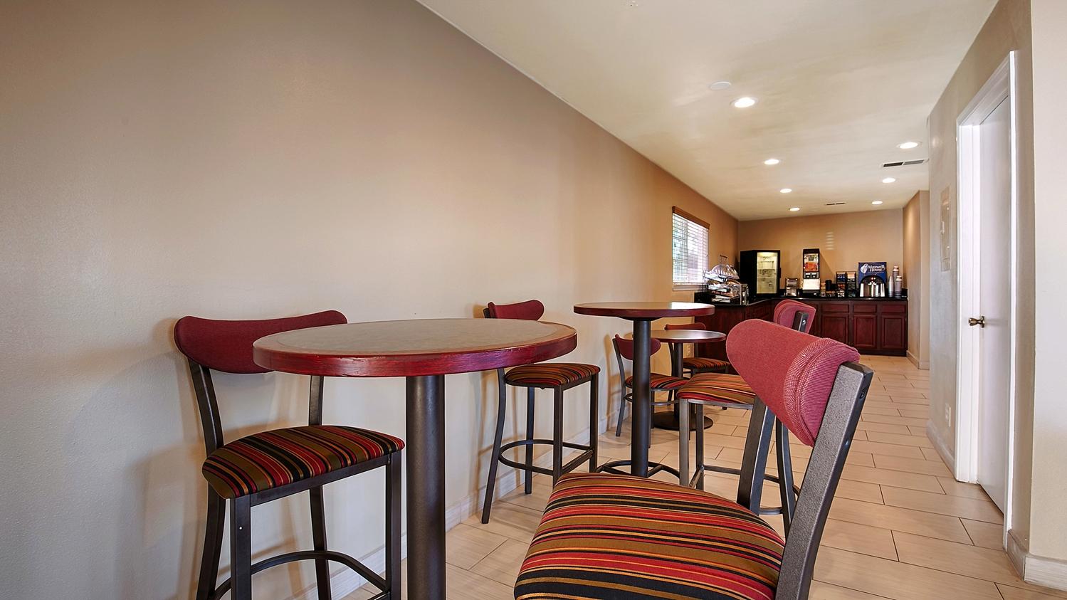 Restaurant - Best Western Heritage Inn Vacaville
