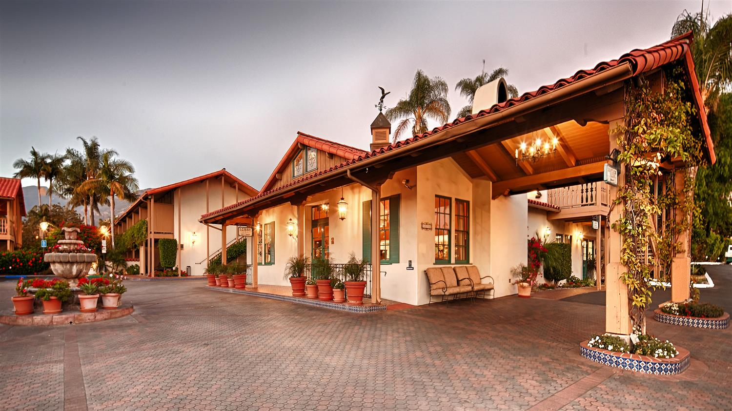 Best Western Plus Pepper Tree Inn Santa Barbara, CA - See Discounts