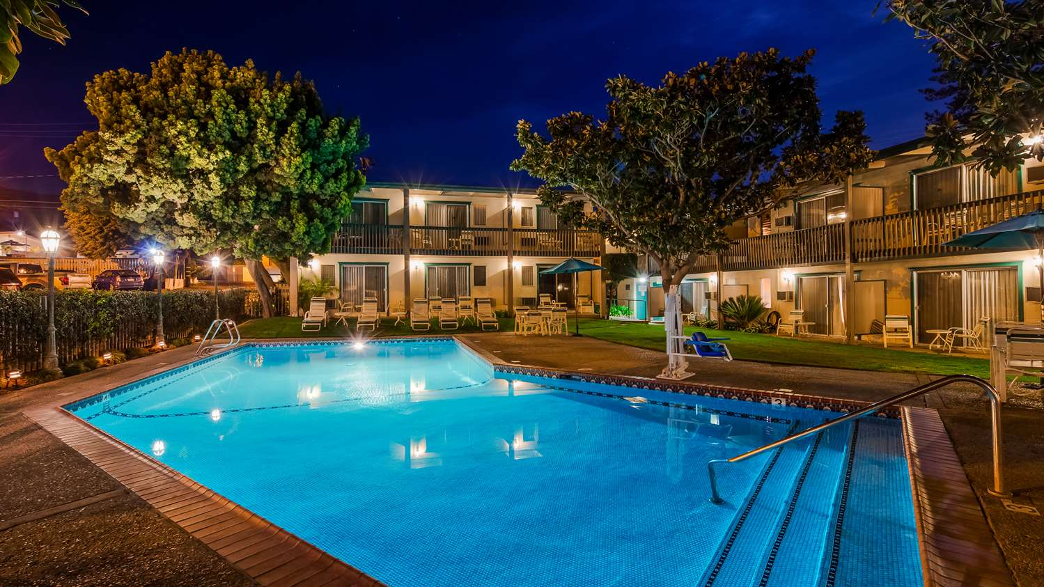 Best Western Plus Encina Inn Santa Barbara, CA - See Discounts