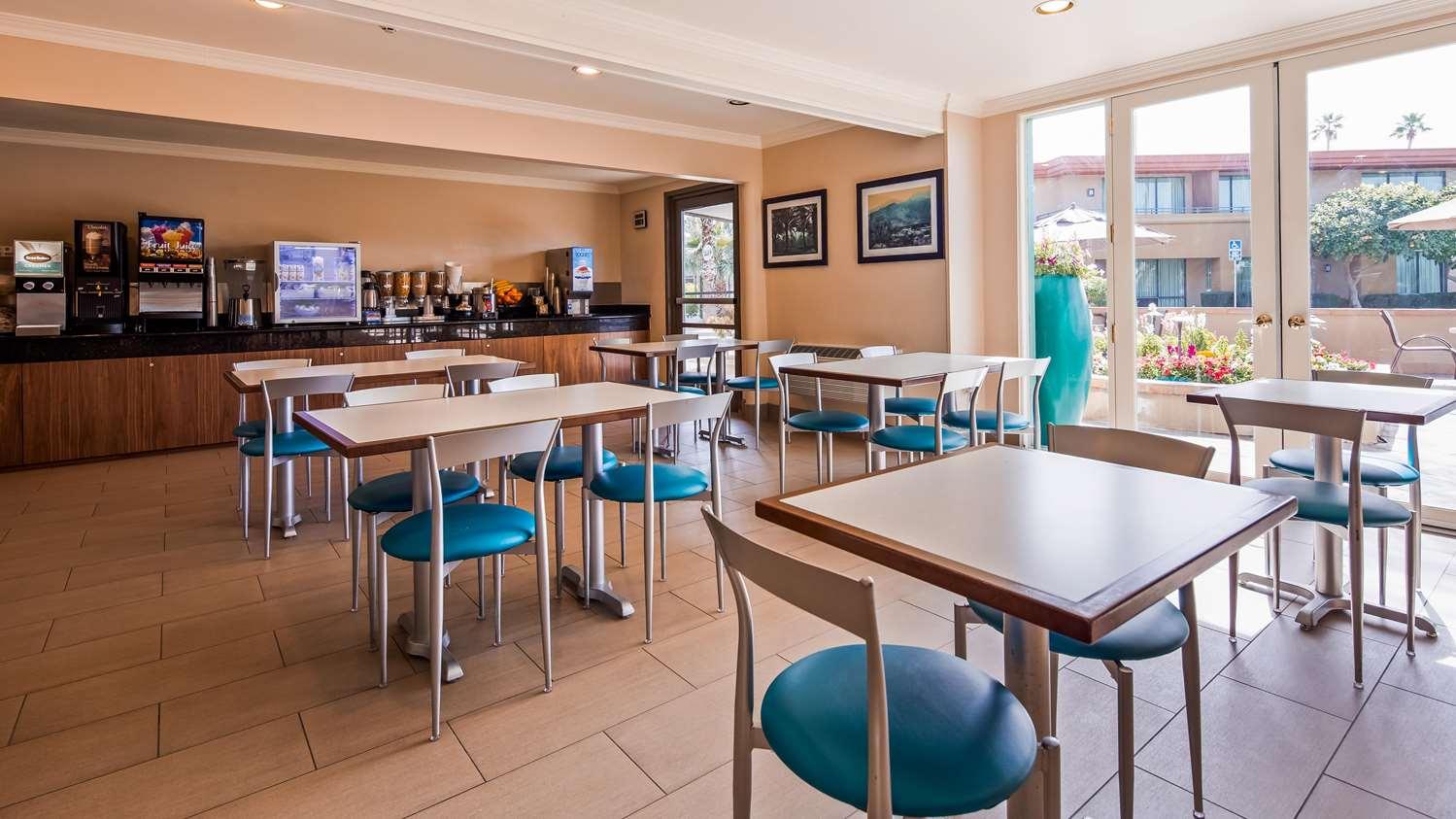 Restaurant - Best Western Date Tree Hotel Indio
