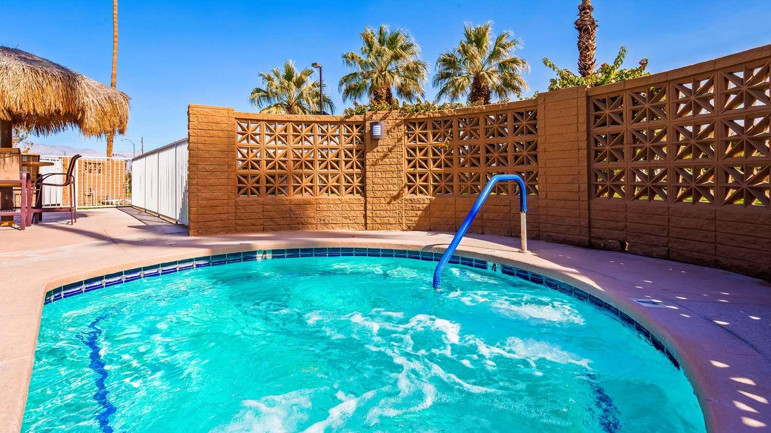 Pool - Best Western Date Tree Hotel Indio