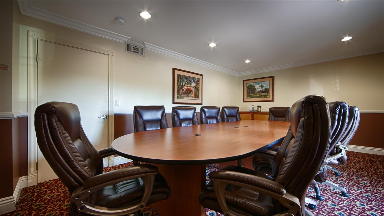 Meeting Facilities - Best Western Inn San Juan Capistrano