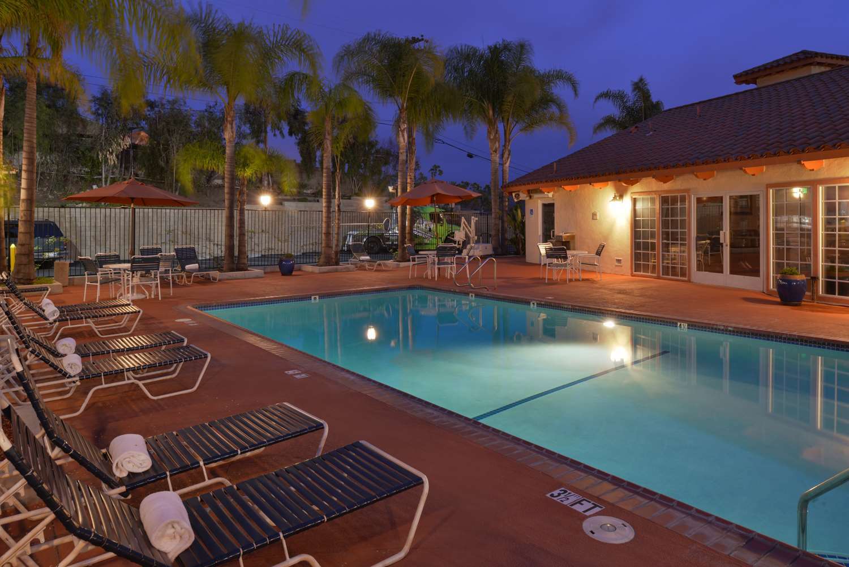 Pool - Best Western Inn San Juan Capistrano