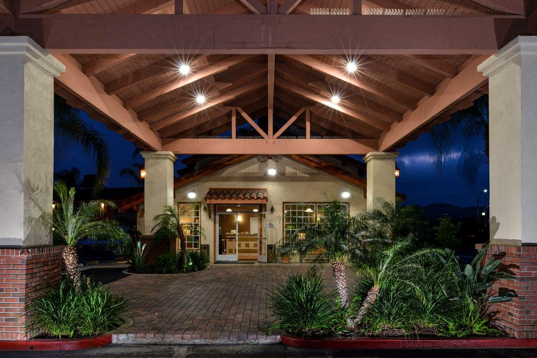Exterior view - Best Western Inn San Juan Capistrano