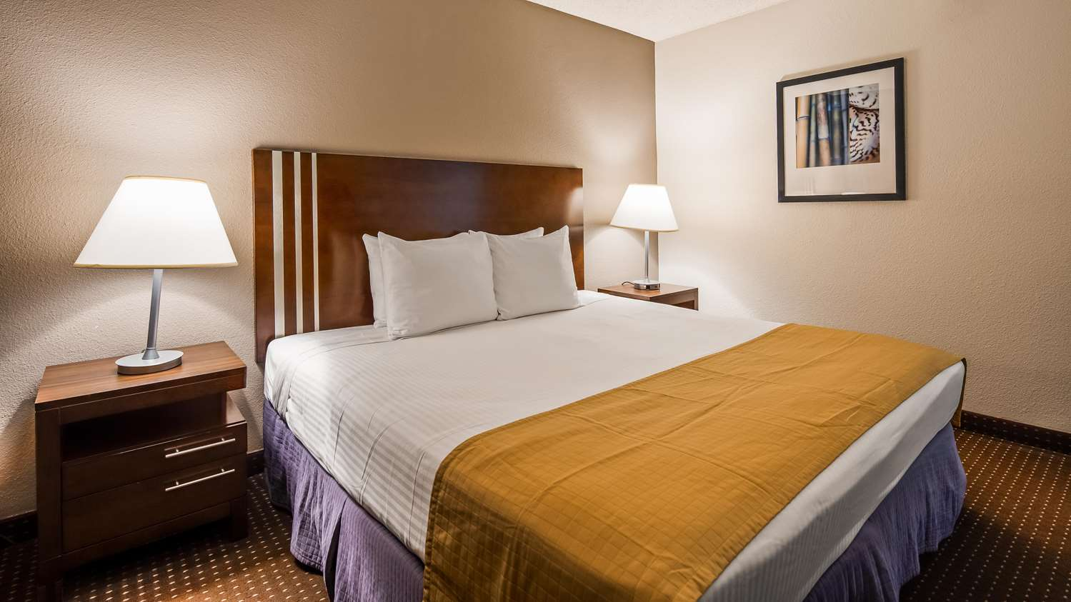 Room - Best Western Yacht Harbor Hotel San Diego
