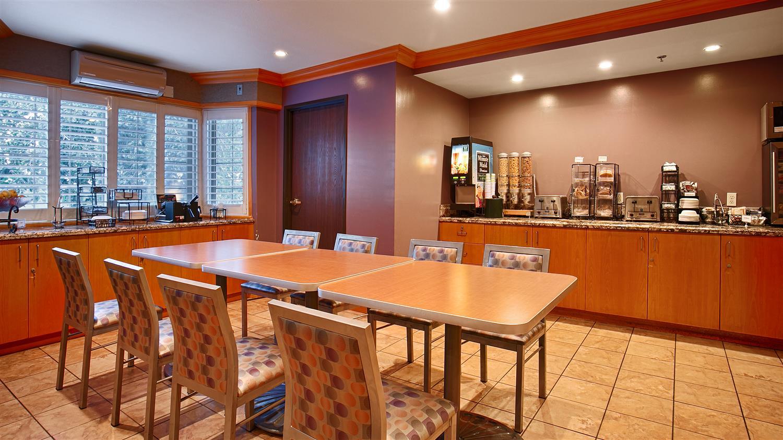 Restaurant - Best Western Plus Sutter House Hotel Sacramento