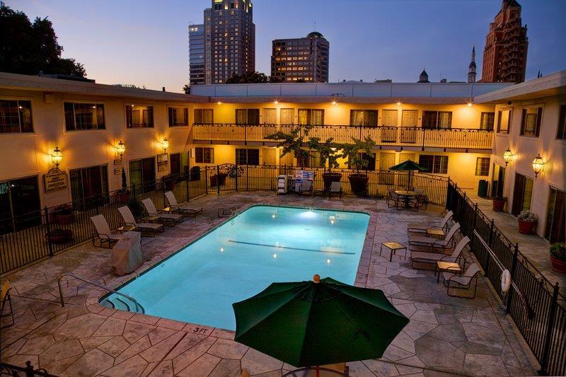 Exterior view - Best Western Plus Sutter House Hotel Sacramento