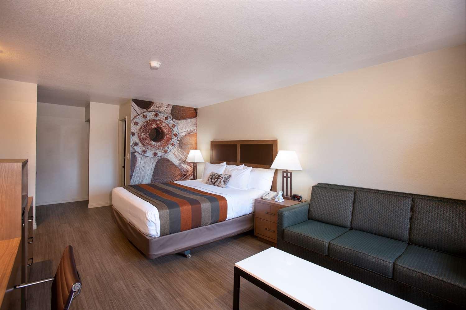 Room - Best Western Sandman Inn Sacramento