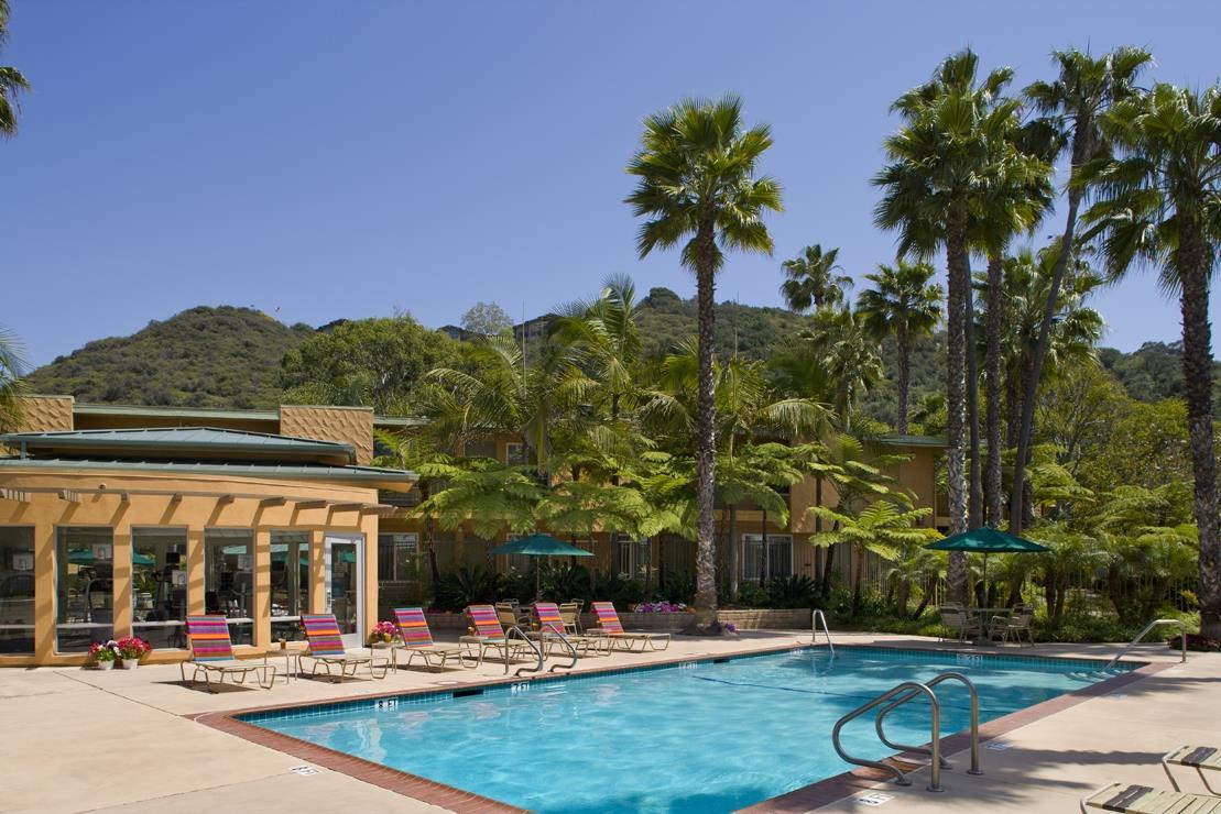 Best Western Seven Seas Hotel San Diego California