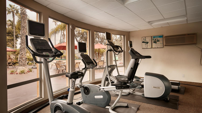 Fitness/ Exercise Room - Best Western Seven Seas Inn San Diego