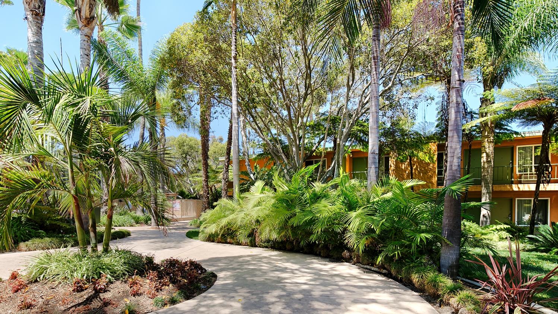 Exterior view - Best Western Seven Seas Inn San Diego