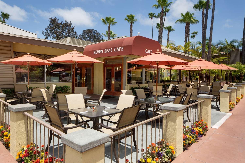 Restaurant - Best Western Seven Seas Inn San Diego