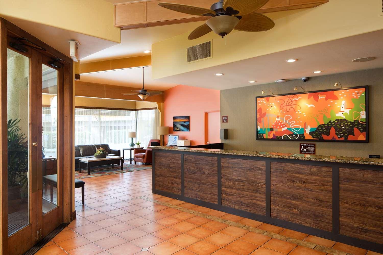 Lobby - Best Western Seven Seas Inn San Diego