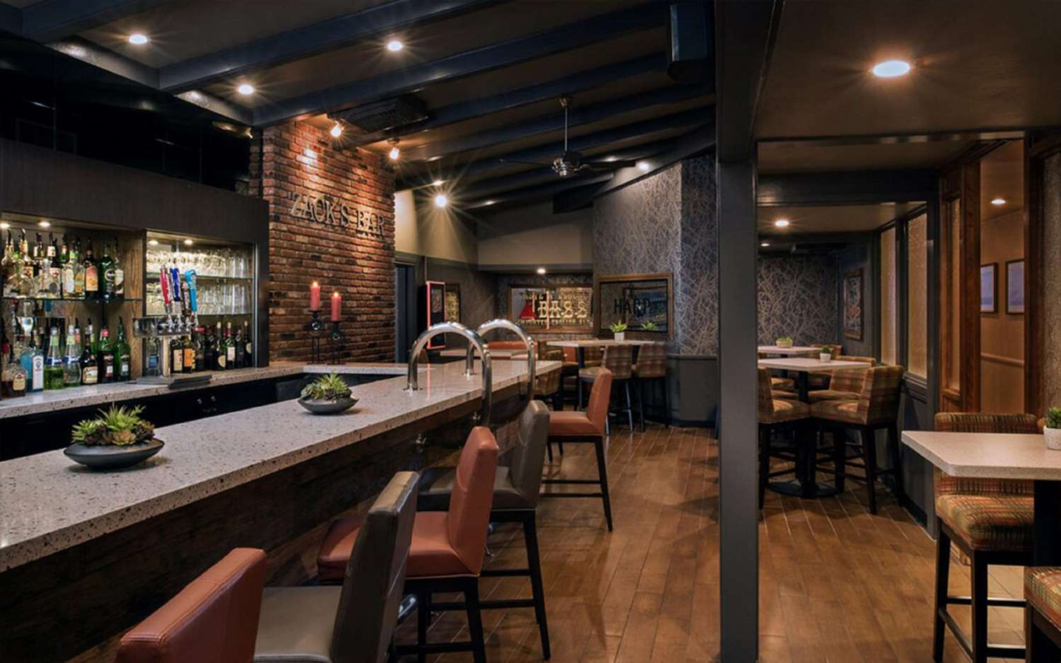 Bar - Best Western Seven Seas Inn San Diego