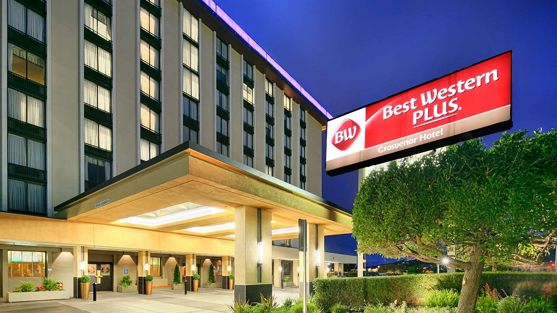 Exterior view - Best Western Plus Grosvenor SFO Airport Hotel