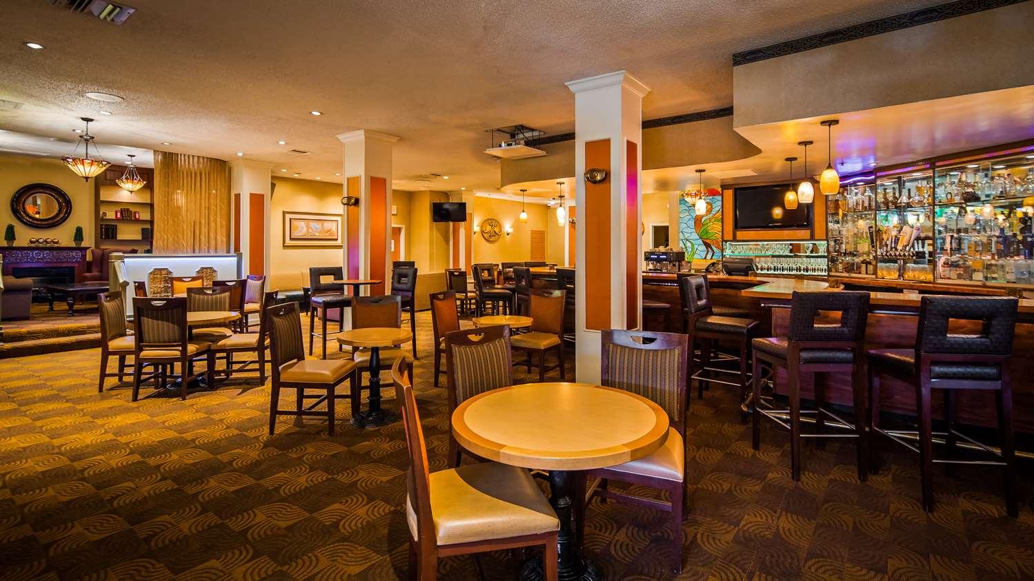 Bar - Best Western Plus Grosvenor SFO Airport Hotel