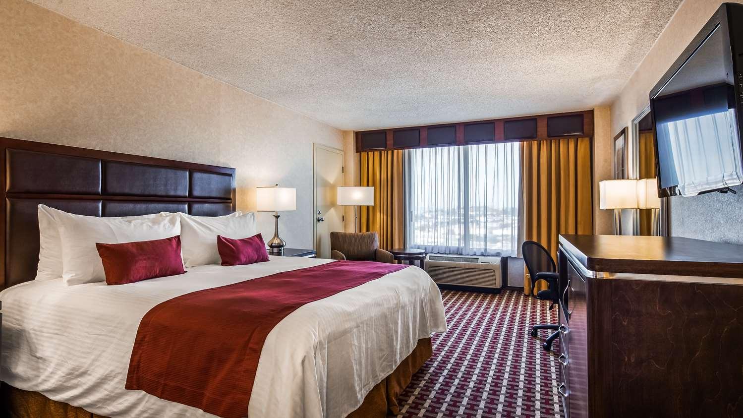 Room - Best Western Plus Grosvenor SFO Airport Hotel
