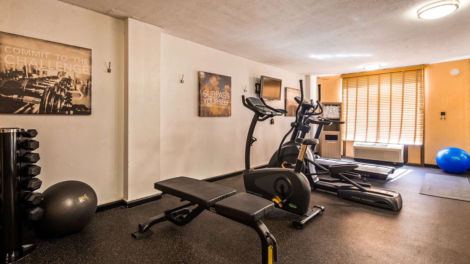Fitness/ Exercise Room - Best Western Plus Grosvenor SFO Airport Hotel