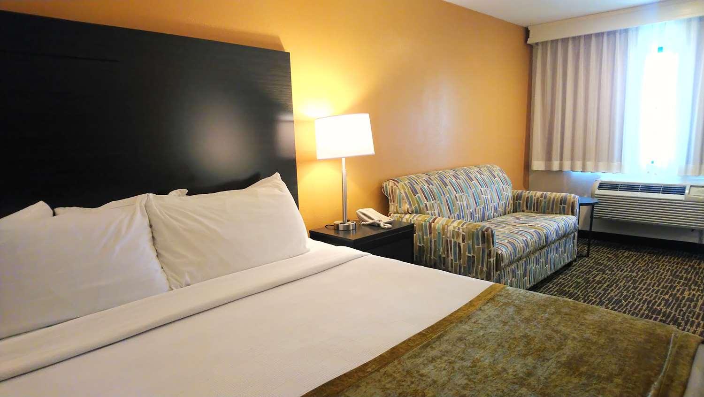 Room - Best Western Rohnert Park Inn