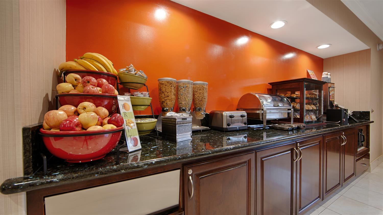 Restaurant - Best Western Pasadena Inn