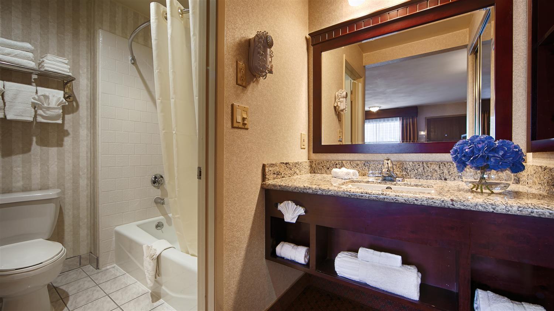 Room - Best Western Pasadena Inn