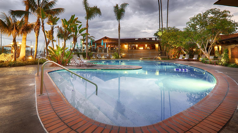 Best Western Plus Island Palms Hotel San Diego, CA