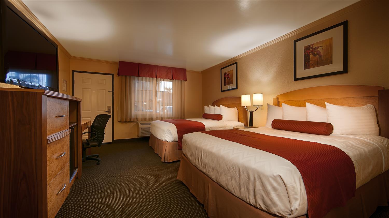 Room - Best Western Plus Ontario Airport Inn