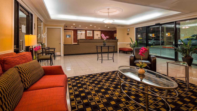 Lobby - Best Western Plus Ontario Airport Inn