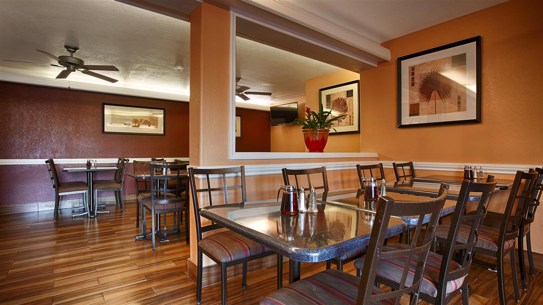 Restaurant - Best Western Plus Ontario Airport Inn