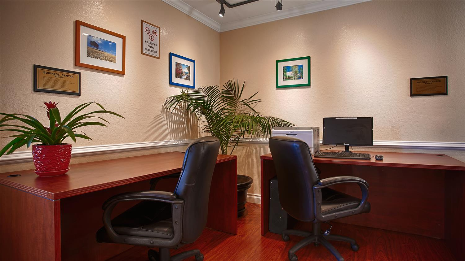 Conference Area - Best Western Plus Ontario Airport Inn