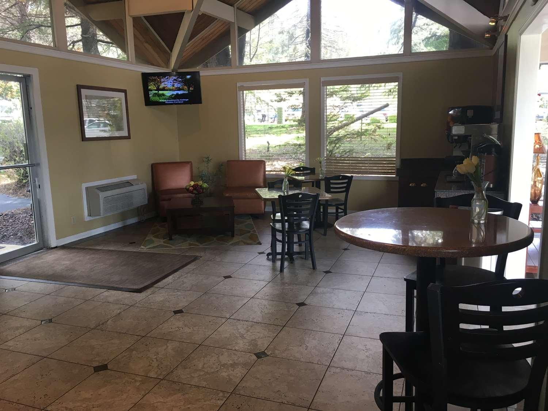 Lobby - Best Western Gold Country Inn Grass Valley