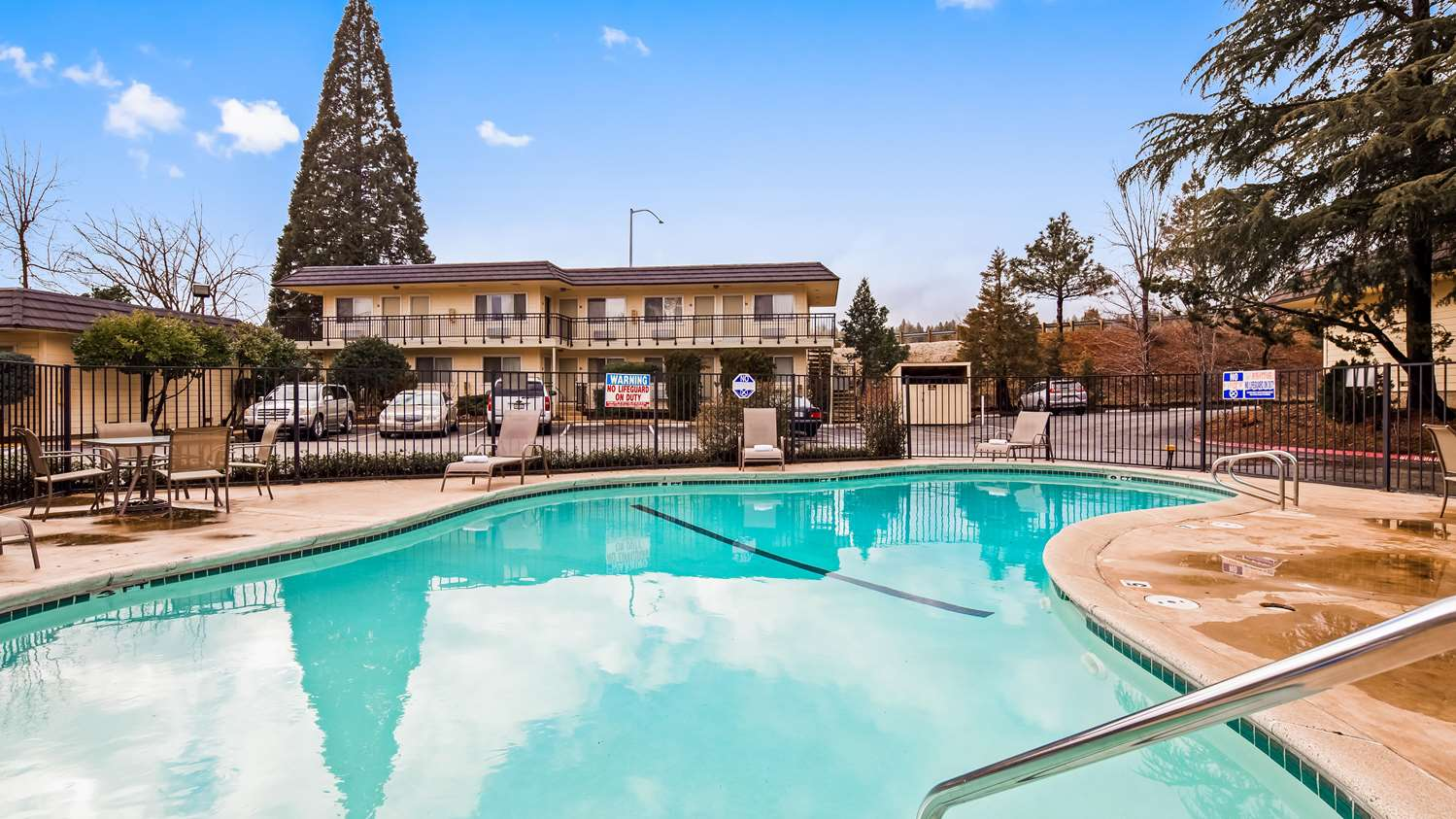 Pool - Best Western Gold Country Inn Grass Valley