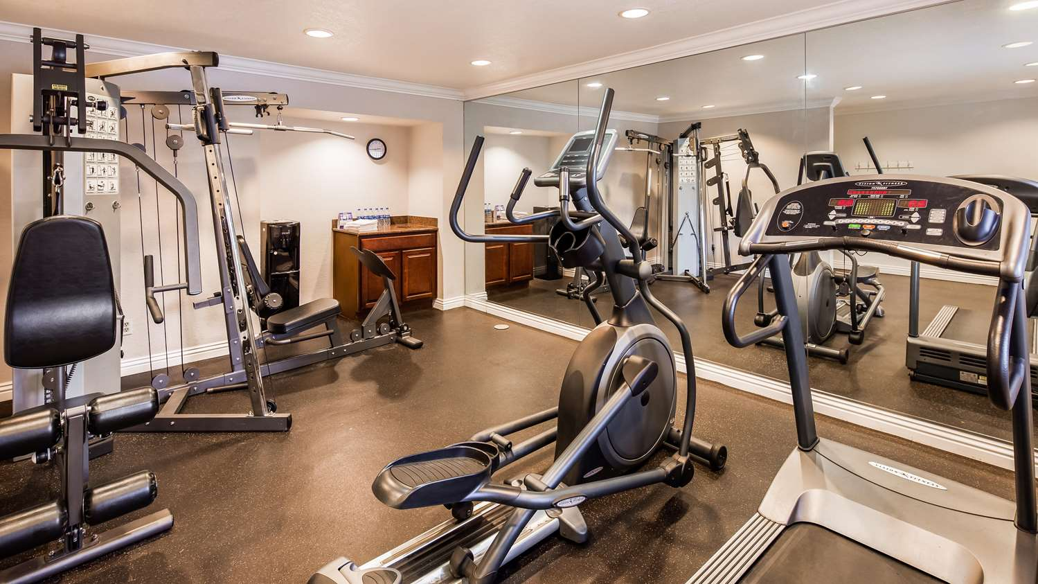 Fitness/ Exercise Room - Best Western Gold Country Inn Grass Valley